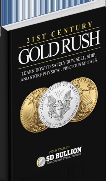 21st Century Gold Rush Book