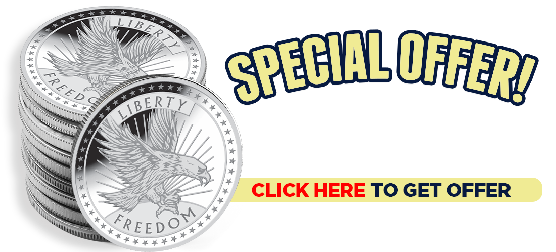 10 oz Silver at Spot Offer