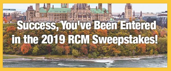 RCM Sweepstakes