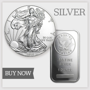 Buy Silver Coins and Bullion Bars Online