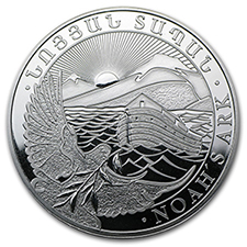 Armenia Mint Silver Coins