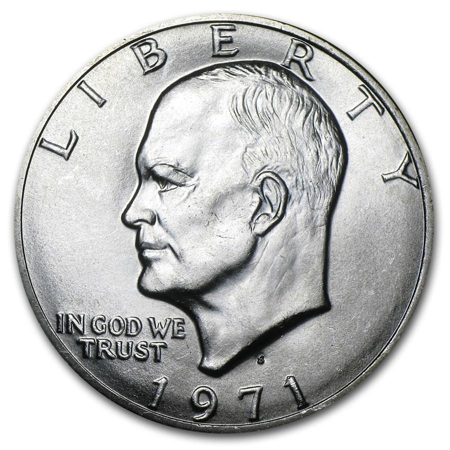 Eisenhower Silver Dollar Worth Eisenhower Silver Dollar Melt Value