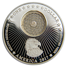 Native American Mint Silver Coins