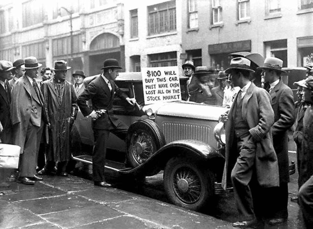Historical Silver Price History October 1929 Great Depression SD Bullion SDBullion.com