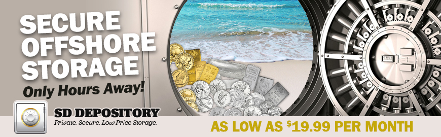 Offshore Gold Silver Storage Cayman Islands