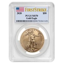 US Mint Graded American Gold Eagles