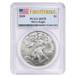 US Mint Graded American Silver Eagles